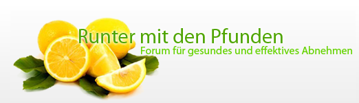 Runter mit den Pfunden - Powered by vBulletin